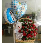 Baby Boy bouquets-1