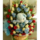 Baby Boy bouquets-2