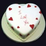 White_heart Cake_C102