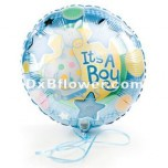 Its Boy Baloons