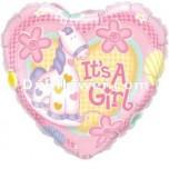 Its Girl Baloons