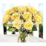 OFFER-Yellow Rose Bouquets